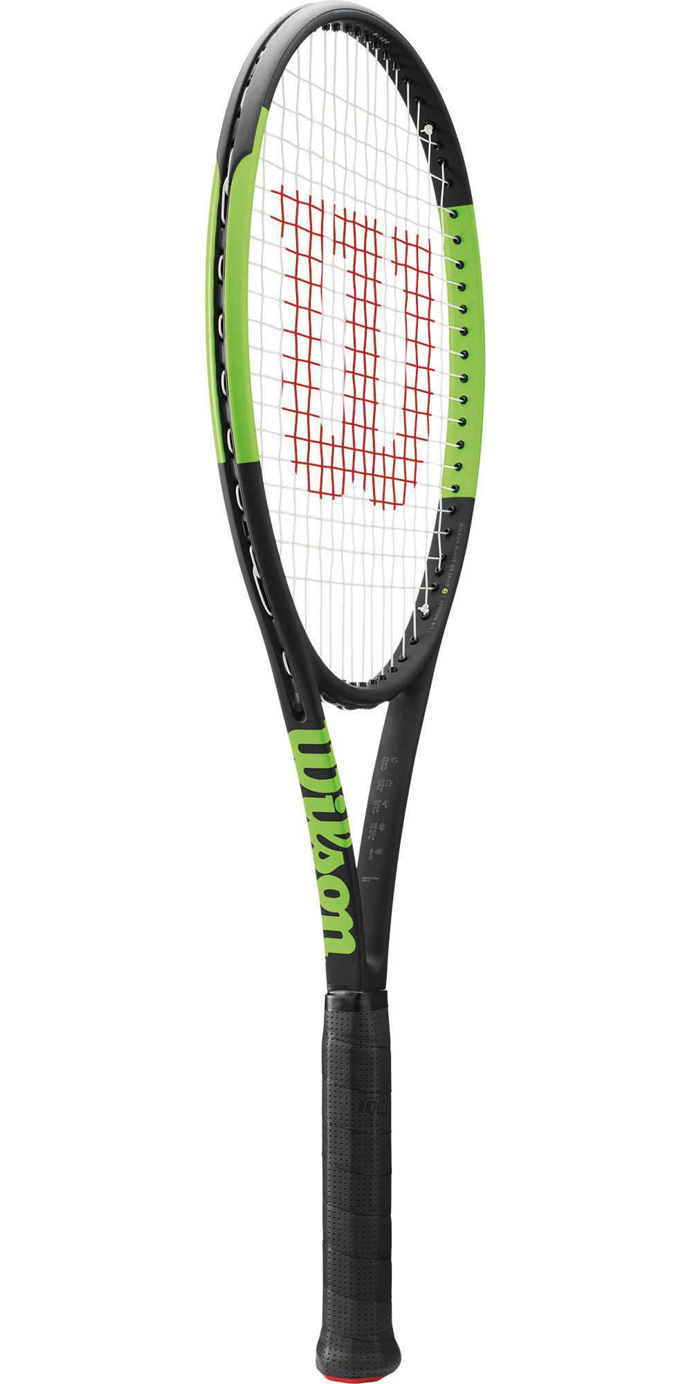 Wilson Blade 98 (16x19) Countervail Tennis Racket [Frame Only] - Tennisnuts.com