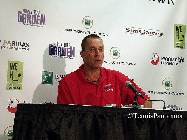 Ivan Lendl ©TennisPanorama