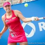 Angelique Kerber Stops Caroline Wozniacki for Stuttgart Title