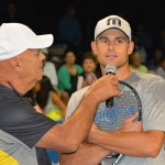 Roddick Beats McEnroe To Win PowerShares Series Title in St. Louis