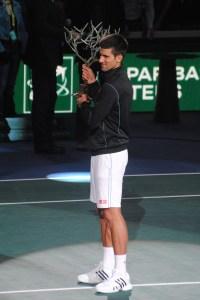Djokovic winner