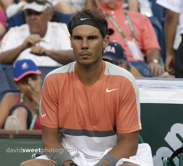 Nadal (hip) skipping Indian Wells and Miami stops