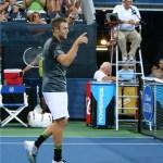 Jack Sock Joins Roger Federer in Advancing to Semis of ATP Finals in London
