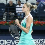 Pliskova Wins Her First Match as No. 1, As Upsets Rule the Day in Toronto