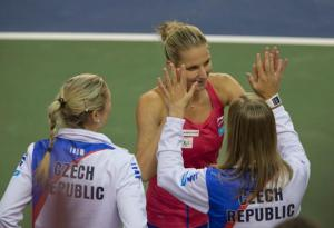 Czech Rep clinches semis berth