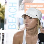 Wuhan Open – Sharapova Retires From Match with Arm Injury; Bouchard Pulls Out of Tournament