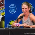Johanna Konta Beats Agnieszka Radwanska to Take Sydney Title