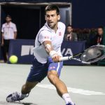 Novak Djokovic Rallies To Win Opening Match at ATP World Tour Finals