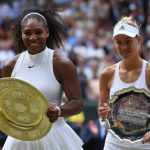 Serena Williams Wins Wimbledon Title, Tying Steffi Graf with 22 Major Titles