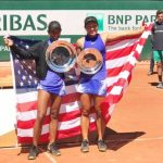 Whitney Osuigwe Wins Second-Ever All-American French Open Girls' Singles Final