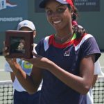 Angelica Blake Wins USTA Girls' 16s National Championships