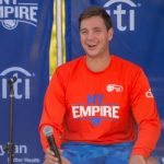 Marcus Willis Closes Out Second Straight Victory for The New York Empire
