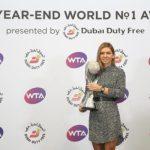 Simona Halep Clinches 2017 WTA Year-End World No.1 Singles Ranking