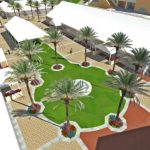 Site Beautification Project Underway at Indian Wells Tennis Garden Ahead of 2018 BNP Paribas Open