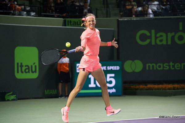 Azarenka Miami Open