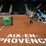 U.S. to Play France This Weekend for Spot in Fed Cup Final