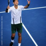 Djokovic, Zverev Win Opening Matches at ATP World Tour Finals