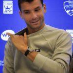Fast 5: Grigor Dimitrov Gets Hot Under the Collar