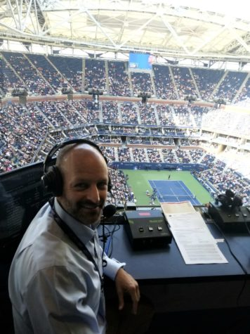 Approach Shots - Steve Goldstein: From the Stanley Cup to the US Open - Tennis Panorama