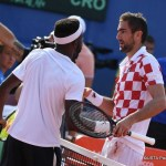 Cilic and Coric Give Croatia 2-0 Lead over US in Davis Cup World Group Semifinal