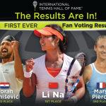 Li Na, Goran Ivanisevic, Mary Pierce Top First-Ever Fan Vote for International Tennis Hall of Fame