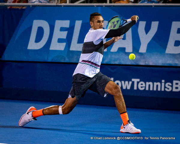 Nick Kyrgios and Milos Raonic Join Field at 2020 Delray Beach Open - Tennis Panorama