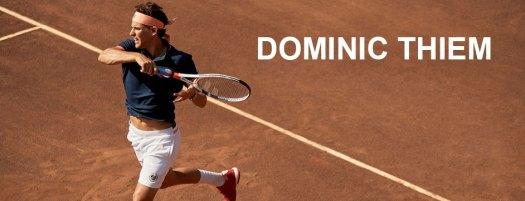 Dominic Thiem Tennis Equipment | His Tennis Rackets, Shoes ...