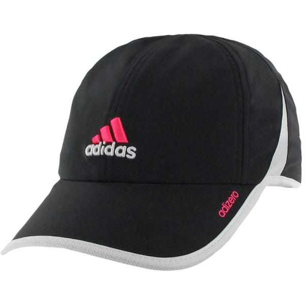 Adidas Adizero Women' Tennis Hat Black Wh Pink
