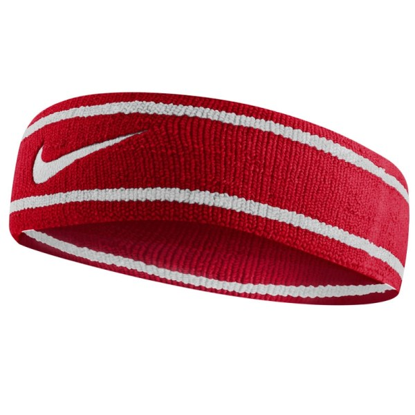 Nike Dri-FIT Headband Red