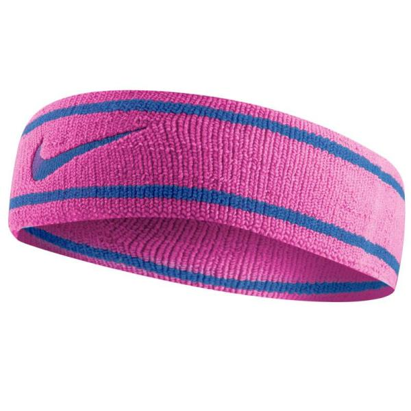 Purple Nike Dri-FIT Headband