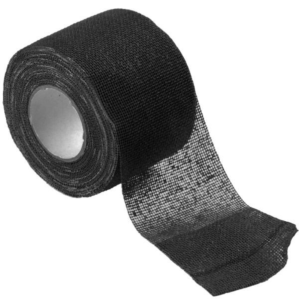 Gamma Tennis Gauze Tape - Black