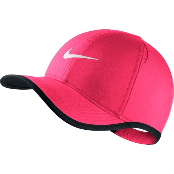 Nike Featherlight Youth Tennis Hat Pink