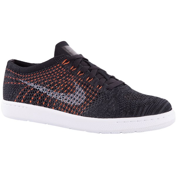 Nike Classic Ultra Flyknit Women' Tennis Shoe Black White