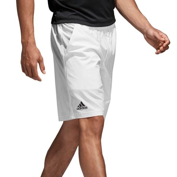 Adidas Essex Men' Tennis Short White Black