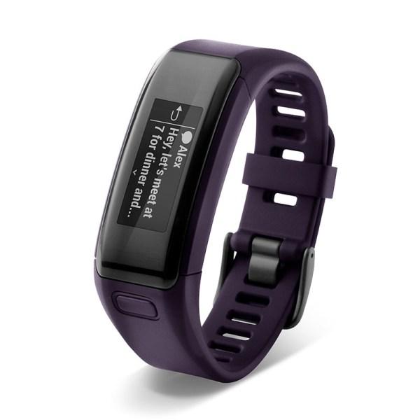 Garmin Vivosmart Hr Watch Purple