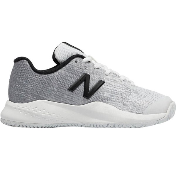 Balance Kc 996 Junior Tennis Shoe White Black