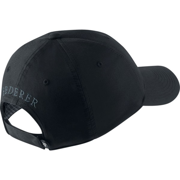 Nike Rf Hybrid Men' Tennis Hat Black Grey