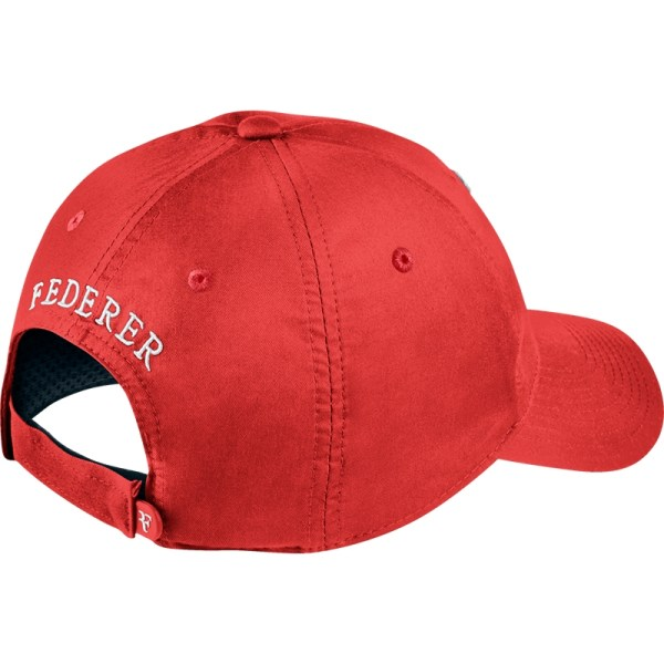 Nike Rf Hybrid Men' Tennis Hat Ltcrimson Grey