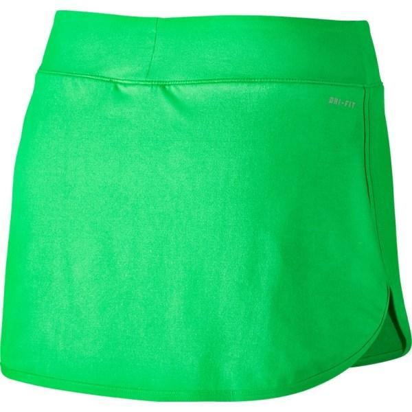 Nike Pure Women' Tennis Skirt Green White