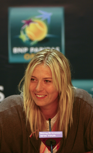 sharapova mt 09