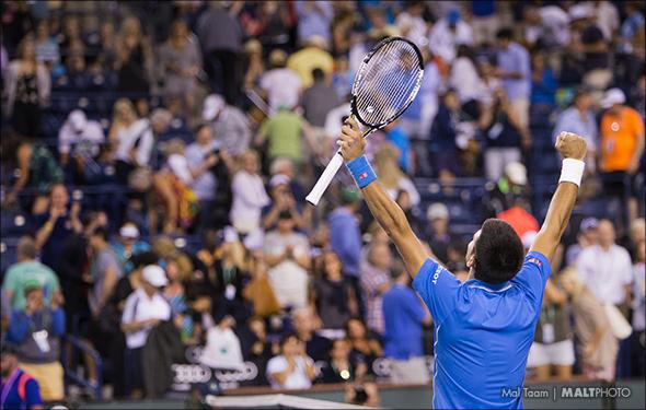 Djokovic IW 15 TR MALT1800