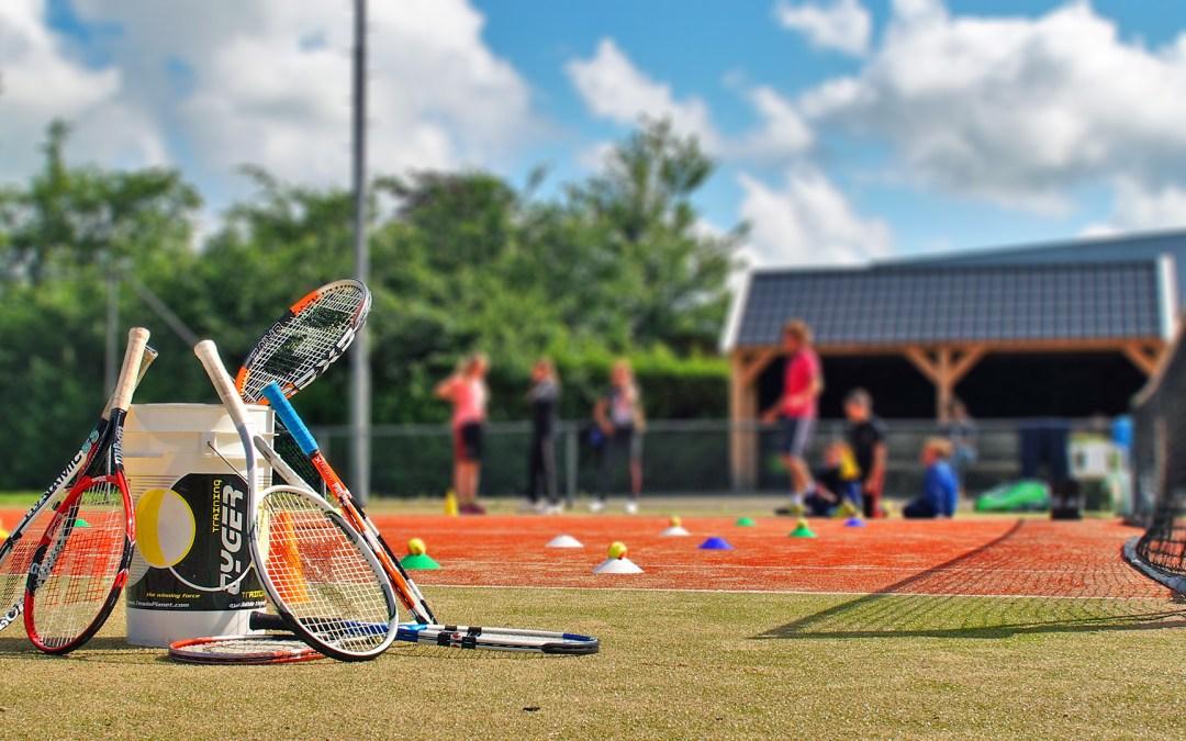 Roland Lucardie van Tennisschool Lucardie