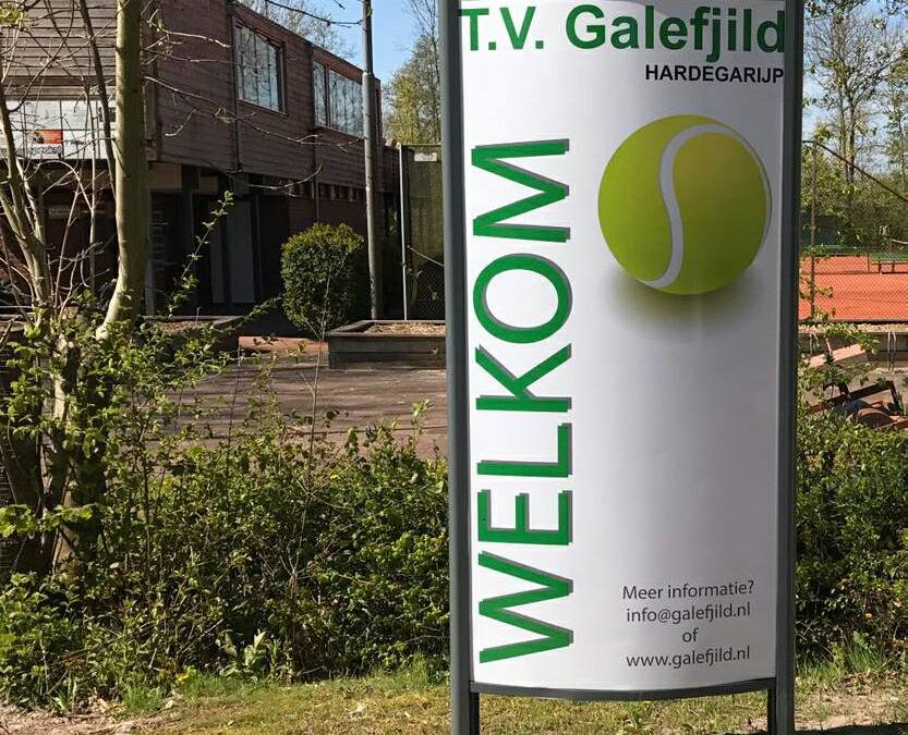 maak Kennis met Tennis Tjalling Koopmans College