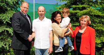 Tennis-Center Mallendarer Berg unter neuer Führung