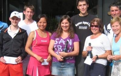 5. Offene Tennis-Stadtmeisterschaften
