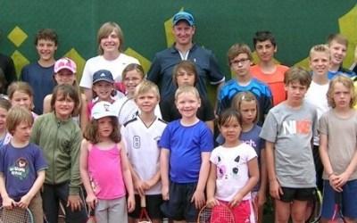 Nach dem Sommer-Tenniscamp ist vor dem Jugend-Trainings-Tag