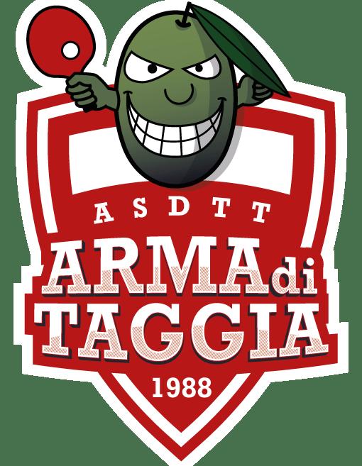 Cropped Logo Def Sfondo Rossopng Tennis Tavolo Arma Di Taggia