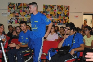 Convegno + Esibizione Disabili - Scuole Porcu Satta Quartu S.E. - 04-10-2013 (5)