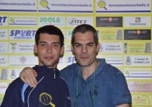 Simone & Mauro Locci - Tennistavolo Norbello - Ott. 2013