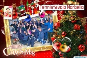 Foto Tennistavolo Norbello Buon Natale 2013